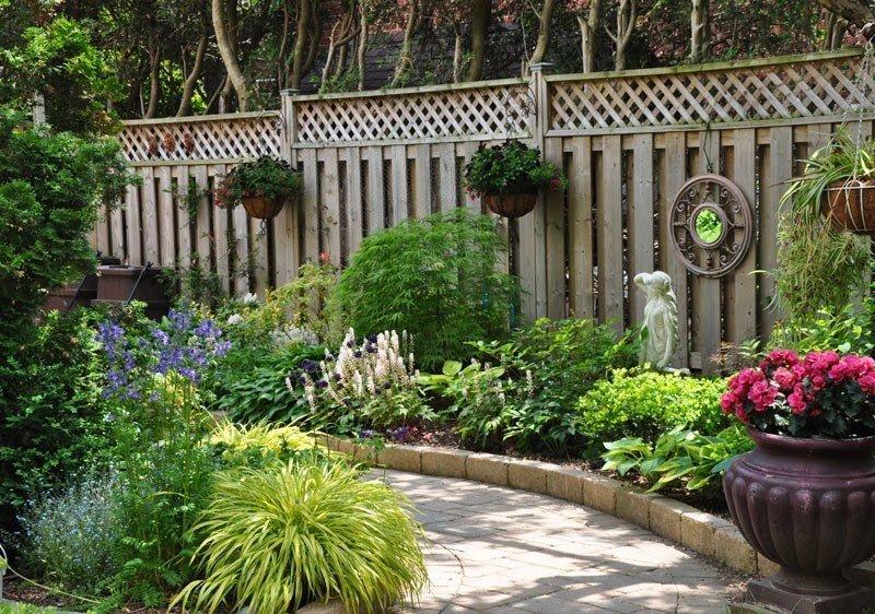 Ландшафтный дизайн садового участка своими руками –