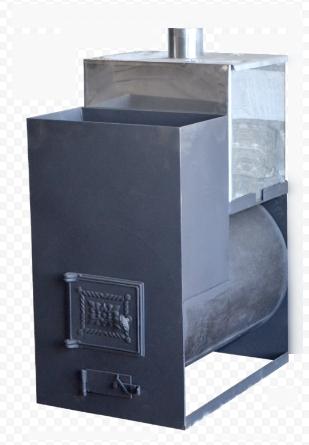 печь для бани с наставным баком