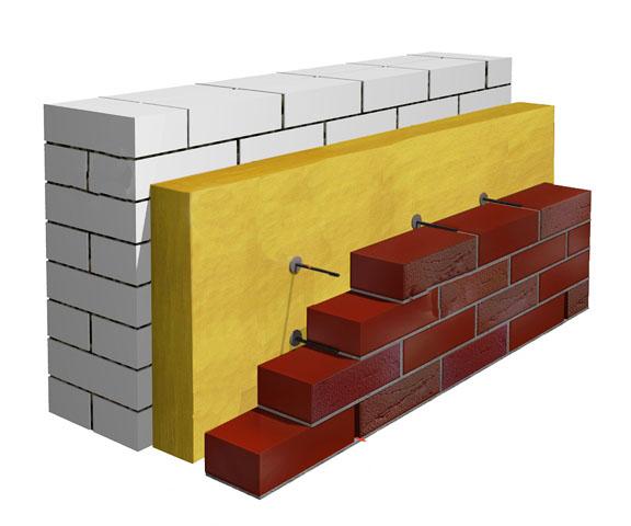 многслойная стена